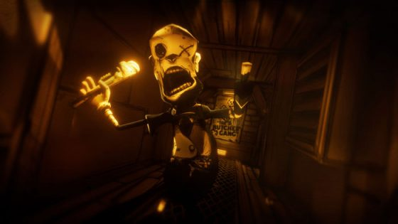 BE-1-Bendy-and-the-Ink-Machine-Concert-560x315 Bendy and the Ink Machine - PlayStation 4 Review