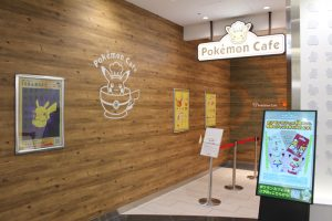 [Anime Culture Monday] Honey's Anime Hot Spot – Pokémon Cafe in Nihonbashi, Tokyo