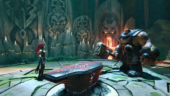Darksiders-III-Logo-560x315 Darksiders III - PlayStation 4 Review