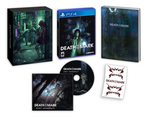 Death-Mark-LE-Unboxing-Death-Mark-Limited-Edition-capture-500x398 [Unboxing] Death Mark Limited Edition - PlayStation 4