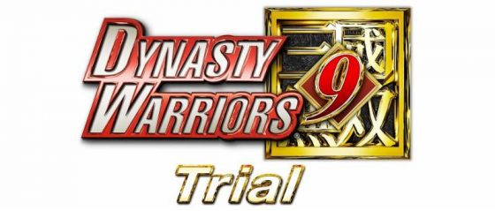 Dynasty-Warriors-9-Trial-Logo-560x239 DYNASTY WARRIORS 9 Trial Available Now on PlayStation 4 and Steam!