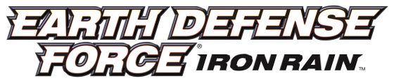 "EDFIR_Logo-560x119 New Information About ""EARTH DEFENSE FORCE: IRON RAIN"" Revealed!"
