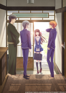 Fruits-Basket-protagonists-with-credit-embargo-till-00h00m-20-Nov-2018-JST-1-212x300 The Beloved Masterpiece Returns! The Full Fruits Basket Story is Coming in 2019!