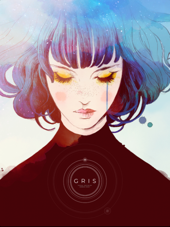 GRIS-Logo-560x749 Devolver Digital's GRIS Paints a Watercolor Adventure on Switch, PC Dec. 13