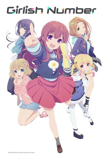 Girlish-Number-dvd-333x500 New Girlish Number Anime Cancelled by Production Committee