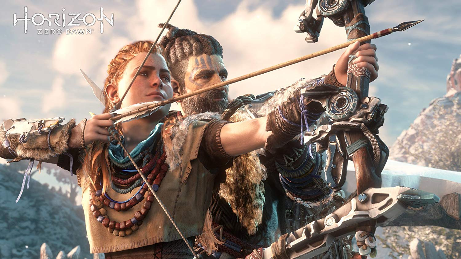 Horizon-Zero-Dawn-The-Frozen-Wilds-game-Wallpaper Top 10 Most Anticipated Games for August 2020 [Best Recommendations]