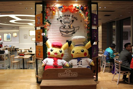 Cafe-Entrance-Pokémon-Cafe-in-Nihonbashi-Tokyo-capture Top 10 Psychic Type Pokémon