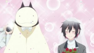 Jingai-san-no-Yome-Capture Jingai-san no Yome Review - A Boy and His Monster Husband