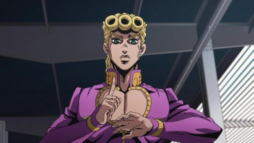 5 Giorno Giovanna Highlights From JoJo's Bizarre Adventure
