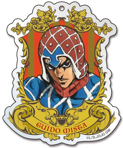 Jojos-Bizarre-Adventure-5th-Season-Golden-Win-300x450 [Honey's Crush Wednesday] - 5 Guido Mista Highlights from JoJo no Kimyou na Bouken: Ougon no Kaze (JoJo's Bizarre Adventure: Golden Wind)