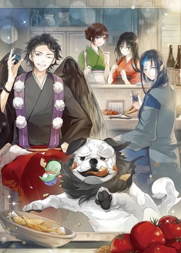 Kakuriyo-no-Yadomeshi-Wallpaper Top 10 Most Intriguing Characters in Kakuriyo no Yadomeshi