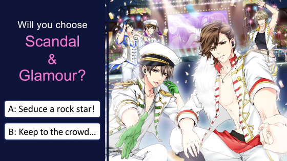 Love-365-Find-Your-Story-SS1-560x560 Otome Game Fans Get Excited, as Voltage Inc. Presents the Love 365: Find Your Story One-Year Anniversary!