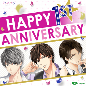 Otome Game Fans Get Excited, as Voltage Inc. Presents the Love 365: Find Your Story One-Year Anniversary!