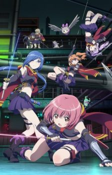 RELEASE-THE-SPYCE-dvd-225x350 [All Girl Action Fall 2018] Like Princess Principal? Watch This!