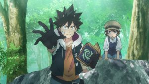 Radiant-dvd Radiant 1st Cours Review – Another Slow-Moving Shounen?
