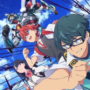 SSSS.Gridman-Capture Best Kaiju Fight Scenes in SSSS.Gridman