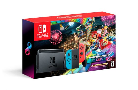 Switch_MarioKart8Deluxe_Bundle_box-560x363 Save Coins on Black Friday with New Nintendo Switch and Nintendo 2DS Bundles