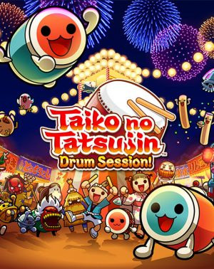 ¡Disfruta de Taiko no Tatsujin, ya disponible en PlayStation 4 y Nintendo Switch!
