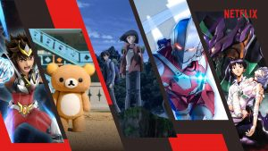 Netflix Officially Unveils 2019 Anime Highlights in Akiba Theatre, Tokyo!