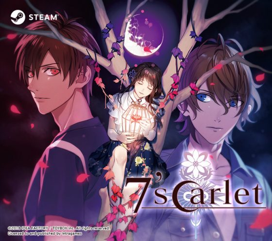 "7Scarlet-SS-1-560x497 Visual Novel Mystery Adventure ""7'scarlet"", coming to Steam in 2019!"