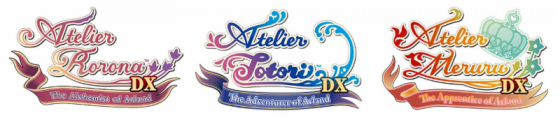 Atelier-Deluxe-Pack-logo-560x120 ATELIER ARLAND SERIES DELUXE PACK Now Available on the PlayStation 4 and Nintendo Switch!!