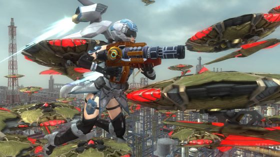 ED-1-Earth-Defense-Force-5-capture-560x315 Earth Defense Force 5 - PlayStation 4 Review