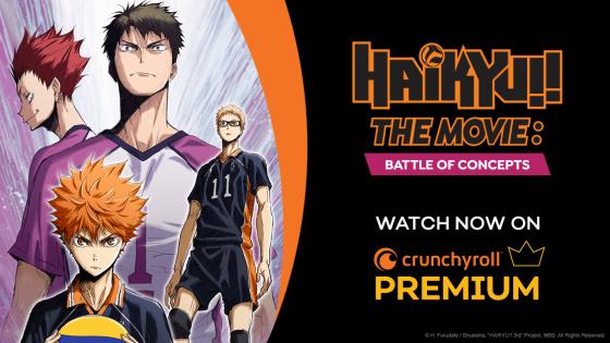 Haikyu-The-Movie-Battle-of-Concepts-560x315 Haikyu!! Movies come to Crunchyroll! Are you READY?!