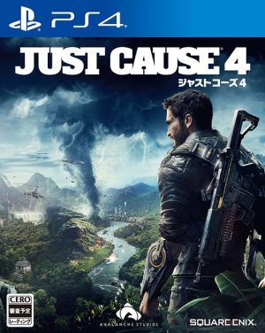 Just-Cause-4-dvd-300x376 Just Cause 4 - PlayStation 4 Review