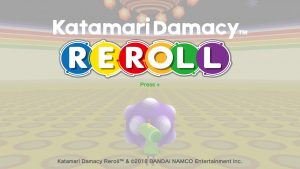 Katamari Damacy REROLL - Nintendo Switch Review