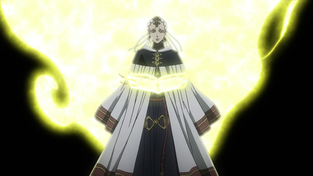 Licht-Black-Clover-Wallpaper Top 10 Characters Who Wield the Power of Light