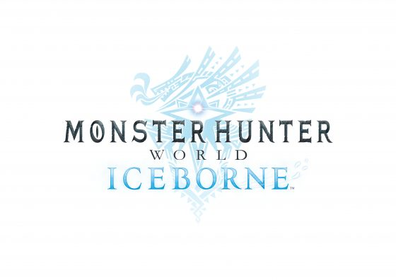MHW-Iceborne_Logo-560x396 BIG NEWS! New Monster Hunter World Expansion, Iceborne, Coming Autumn 2019!