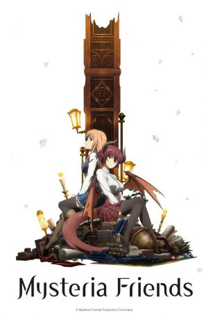 Manaria-Friends-2-300x375 6 Anime Like Manaria Friends (Mysteria Friends) [Recommendations]