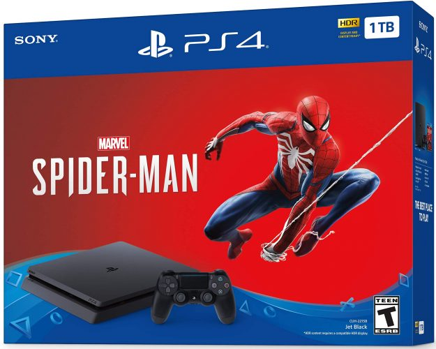Marvels-Spider-Man-game-Wallpaper-1-625x500 Top 10 Video Game Bundles for Christmas 2018 [Best Recommendations]