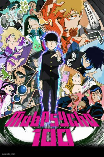 "Mob-Psycho-100-2nd-Season-333x500 [Honey's Anime Interview] Setsuo Ito (Voice actor), Yuzuru Tachikawa (Director), and Yoshimichi Kameda (Character designer) of ""Mob Psycho 100"" from Crunchyroll Expo 2019"