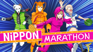 Nippon Marathon out now!