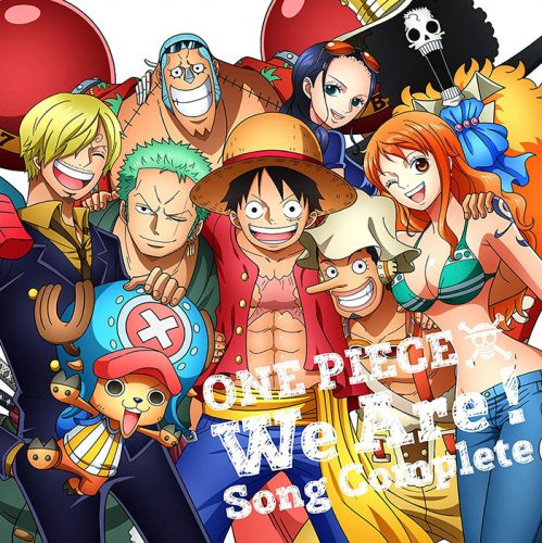 ONE-PIECE-Wallpaper-500x500 Top 5 Best One Piece Openings