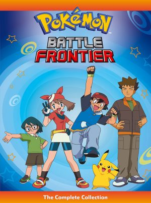 VIZ Media Details POKÉMON: BATTLE FRONTIER Anime Home Media Release
