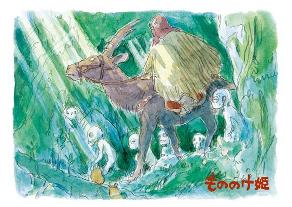 Princess-Mononoke-Mononoke-Hime-Wallpaper-1 The Ambiguity Behind Princess Mononoke