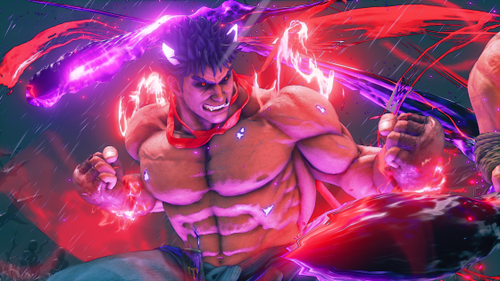 SFVAE_Kage_Stance-560x350 Street Fighter V: Arcade Edition Welcomes Kage, the Newest World Warrior, Available NOW!