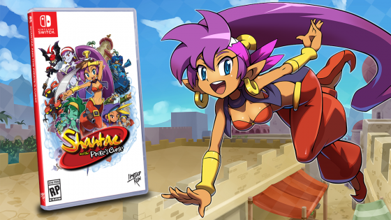 Shantae-Pirates-Curse-logo-560x315 Shantae and the Pirate's Curse - Physical Edition - Coming Dec. 7th!
