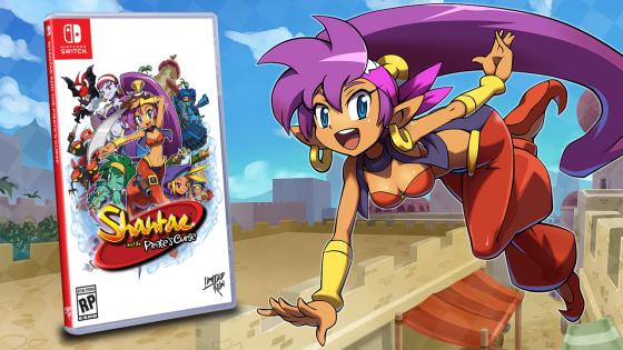 Shantae-Pirates-Curse-logo-560x315 Shantae and the Pirate's Curse - Physical Edition - Coming Dec. 7th!