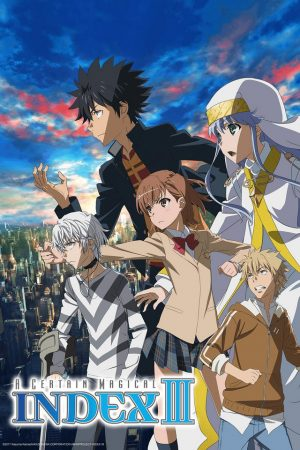 To Aru Majutsu no Index 3rd Season Drops New Key Visual for Russia-Hen!