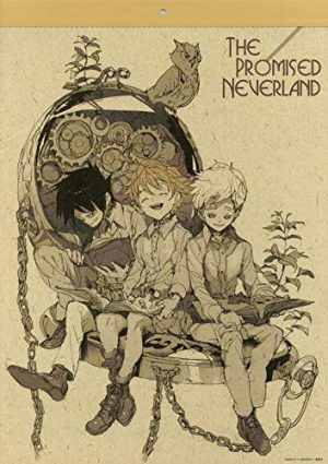 6 Anime Like Yakusoku no Neverland (The Promised Neverland) [Recommendations]