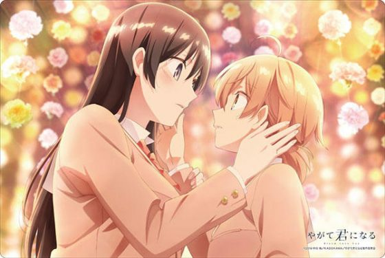 yagate-kimi-ni-naru-wallpaper 5 Scenes that Will Make You Question the Importance of Romantic Love in Yagate Kimi ni Naru (Bloom Into You)