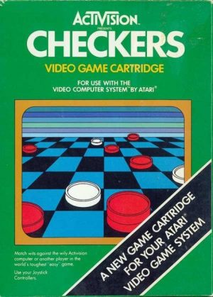Activision-Checkers-For-The-Atari-2600-game-300x419 [Editorial Tuesday] The History of Activision