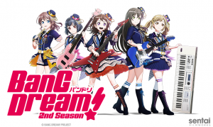 Winter Anime BanG Dream! 2nd Season Announces Reveals 5 (5!) PVs, Air Date, & New Key Visual!
