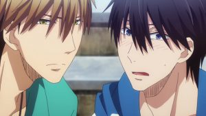 Hitorijime-My-Hero-Wallpaper Controversial BL Anime vs Wholesome BL Anime: Hitorijime My Hero vs Yuri!!! On Ice