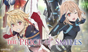 "Sentai Filmworks Primes the ""The Price of Smiles"""