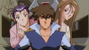 Anime Rewind: Kidou Senkan Nadesico (Martian Successor Nadesico) - The Deconstruction of 1990s Space Operas