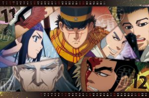 5 Toughest Characters in Golden Kamuy